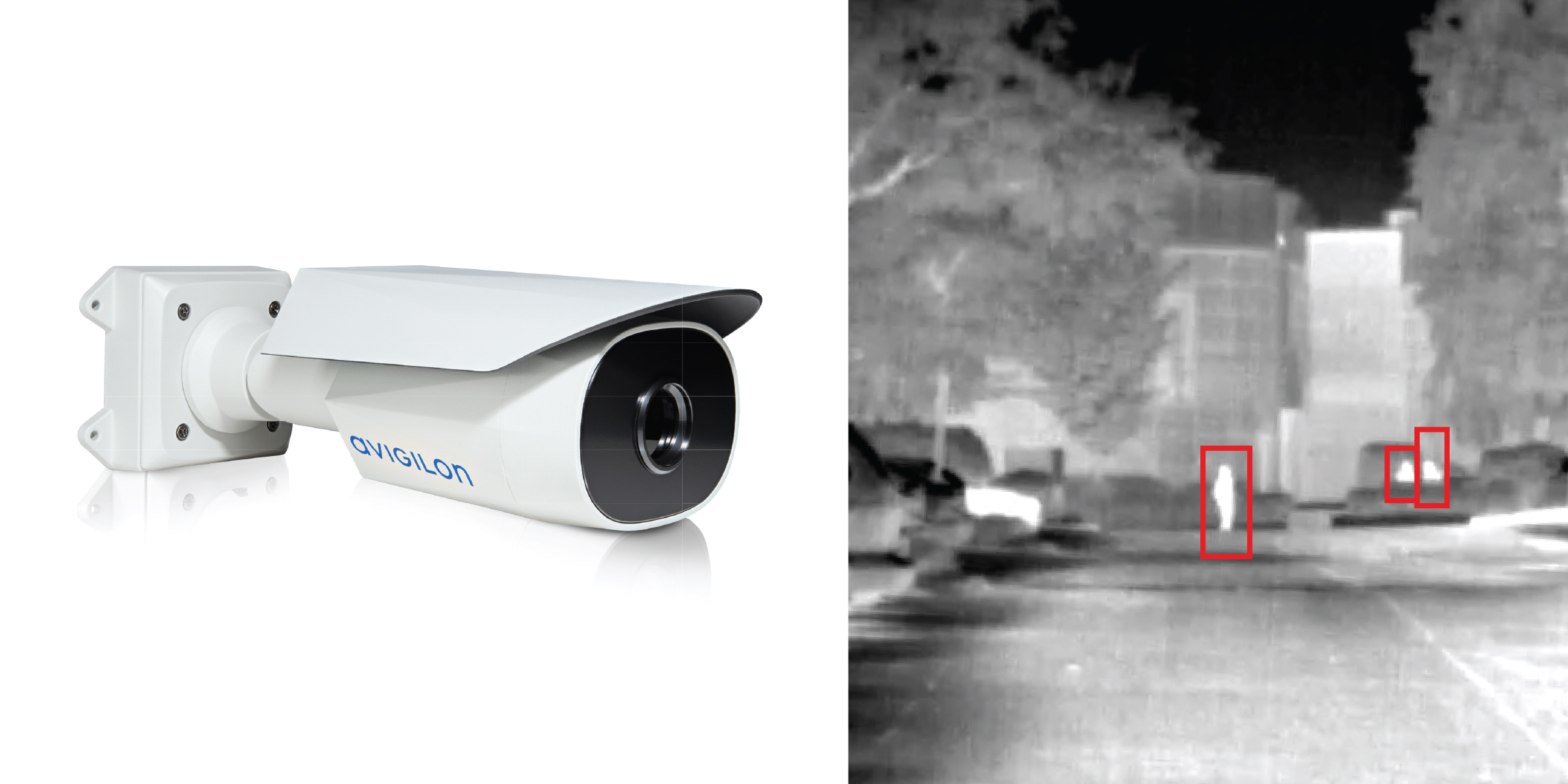 Thermal IP Camera