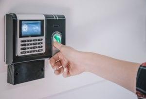 companies should consider biometric readers