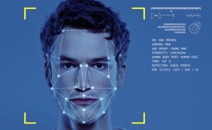 emphasize how facial recognition is sweeping the globe