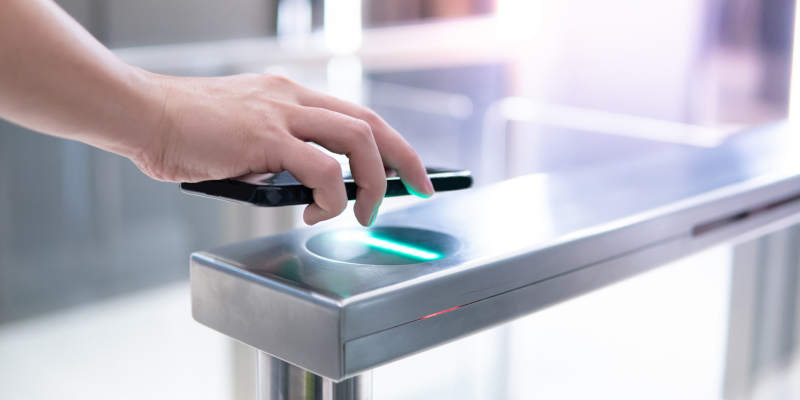 There have been many advances in access control systems