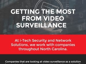 Getting the Most from Video Surveillance [infographic]